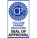 College Parent Magazine Seal of Approval