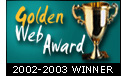 Excellent Medical Site Winner 2001-2002