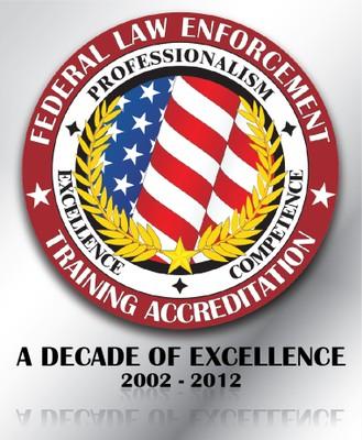 FLETA 10th Anniversary Seal