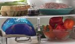 Photo of stored food
