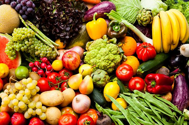 Most fresh fruits and vegetables do NOT need to be washed at home.