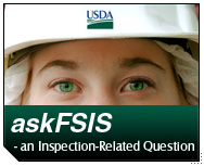 Link to askFSIS application