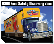 Link to USDA Food Safety Discovery Zone