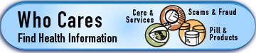 WhoCares: Sources of Information About Health Care Products and Services