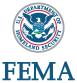 DHS Seal and FEMA Logo