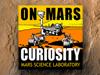 Curiosity landing logo
