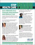 Stop Medicare Fraud Consumer FAQ Fact Sheet