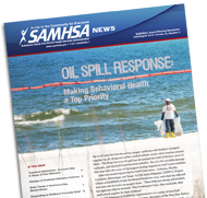 SAMHSA Newsletter - Coping with the Oil Spill