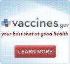 vaccines.gov web site