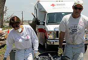 Red Cross Continues to Help Joplin Recover from 2011 Tornado