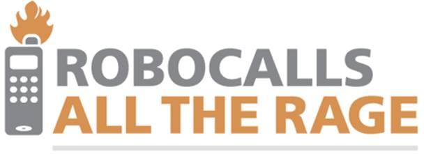 Robocalls: All the Rage logo