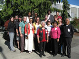 Group of Champions gathered in Seattle in 2011.