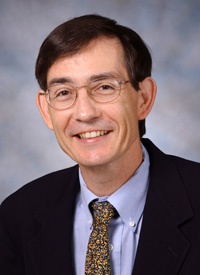 Christopher Amos, Ph.D., is a professor in the Division of Cancer Prevention and Population Science in the Department of Epidemiology at The University of Texas M.D. Anderson Cancer Center.