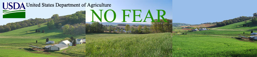 USDA No Fear Main Image