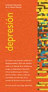 Cover image of depression (spanish version) publication
