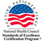 National Health Council Standards of Excellence