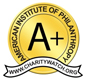 AIP Rated A+ Charity