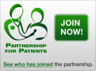 Partnership for Patients Badge