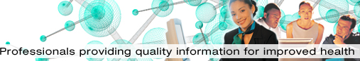 Professionals providing quality information for improved health.