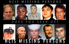NCIS Missing Persons