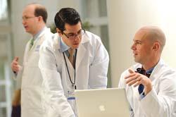Dr. Daniel Benjamin and Dr. Michael Cohen-Wolkowiez