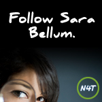 Follow Sara Bellum