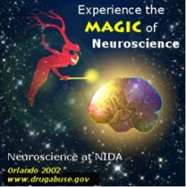 Winning Slogan: Experience the Magic of Neuroscience