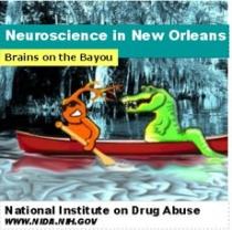 Winning Slogan: Brains on the Bayou