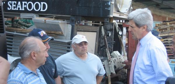 Massachusetts Delegation and Governor Patrick Welcome Disaster Declaration for Fishermen