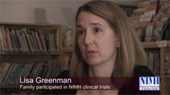 Frame from the video From Clinical Trials to Classroom Commitment, NIMH Expertise Benefits Students.