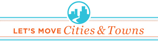 Let's Move Cities and Towns