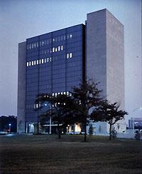 Lister Hill Center, NIH Campus, Bethesda, MD