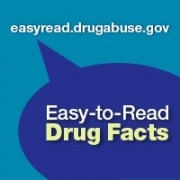 Easy-to-read drug facts site: easyread.drugabuse.gov