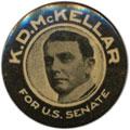 McKellar Election Button