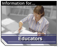 Link to Information for Educators