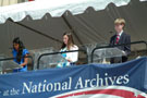 July 4th, 2008 at the National Archives