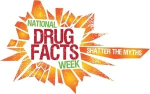 National Drug Facts Week logo