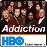 HBO addiction - image of a group of people