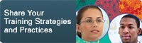 Share Your Training Strategies and Practices