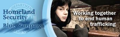DHS Blue Campaign Image