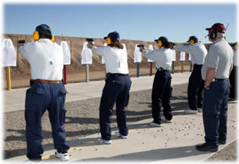 Picture of Firarms Training