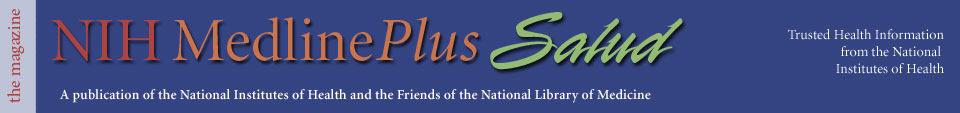 NIH MedlinePlus Salud, Información confiable de Los Institutos Nacionales de la Salud, Trusted Health Information from the National Institutes of Health