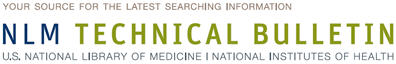 National Library of Medicine Technical Bulletin