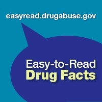 Easy to read web site, easyread.drugabuse.gov