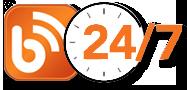 24-7 blog icon