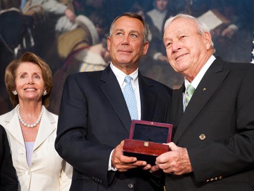 Pelois, Boehner and Palmer