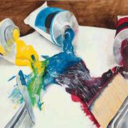 painting by Arkansas artist Nikki Guereca