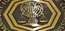 Close Up of CFTC Seal