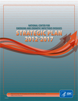 NCEZID Strategic plan cover