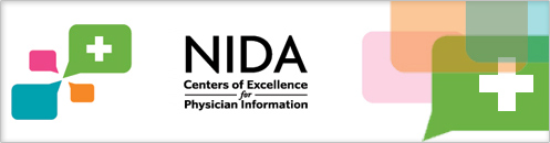 NIDA Centers of Excellence for Physician Information